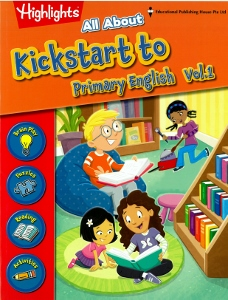 All About Kickstart to Primary English Vol 1