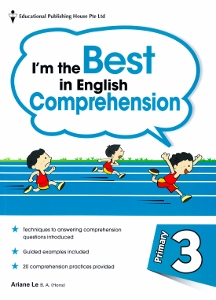P3 I'm The Best In English Comprehension