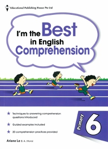 P6 I'm The Best In English Comprehension