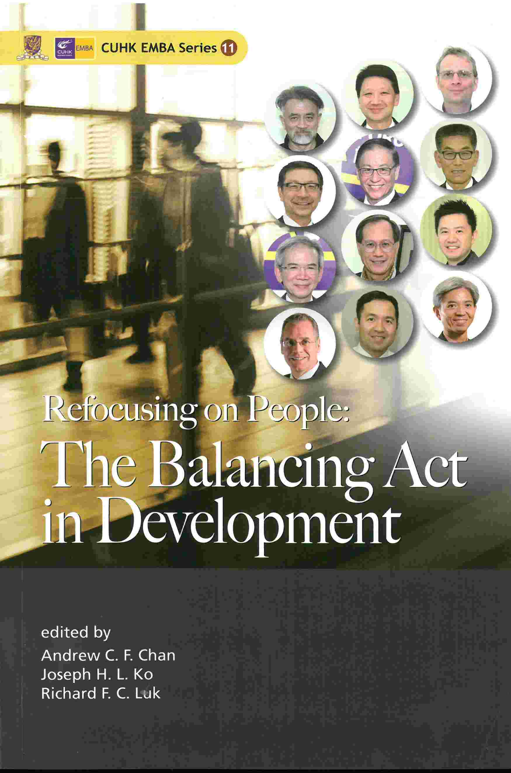 Refocusing on People : The Balancing Act in Development